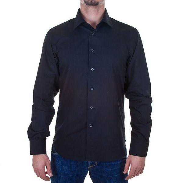 Pánska čierna košeľa Calvin Klein