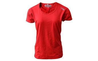 Dámské červené tričko ALEA
