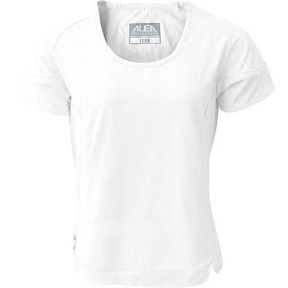 Dámské bílé tričko ALEA