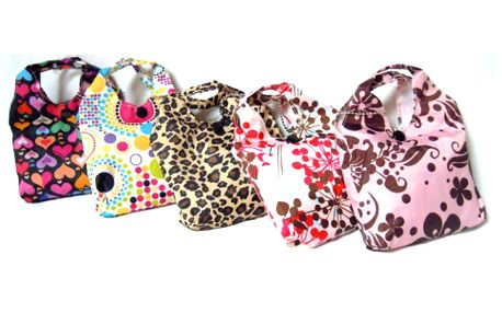 Praktická nákupní ECO taška v 5 krásných vzorech za 99 Kč! Velikost 50x42cm!