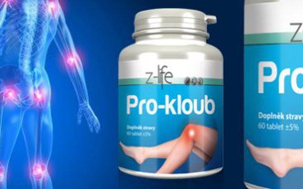 Z-life Pro-kloub: jedinečná kloubní výživa, která obsahuje kolagen