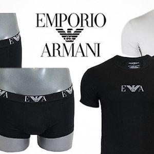 2 nebo 3 ks pánského prádla Emporio Armani