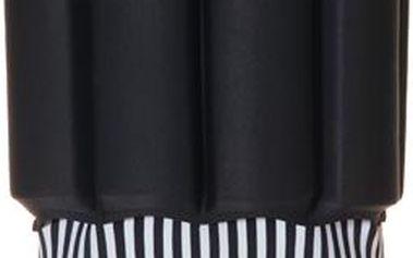 Chlapecké nadnášející plavky Pirates of Tortuga - černo-bílé