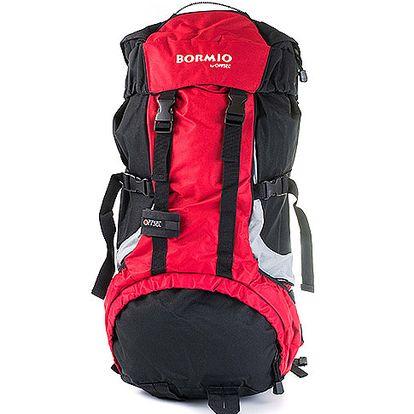 Červený velký sportovní batoh Offset