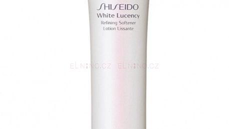 Shiseido White Lucency Refining Softener Čistící voda Tester