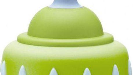Sportovní pítko na láhev modro-zelené