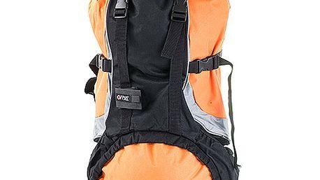 Oranžový velký sportovní batoh Offset