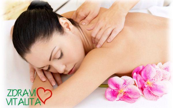 60minutový mix ozdravných masáží za 199 Kč!