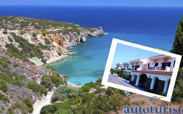 Letecky na Krétu od 399 eur! Polpenzia alebo All Inclusive!