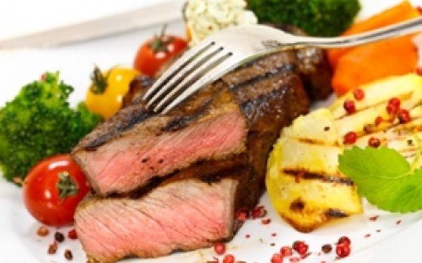 LA CASA RESTAURANT - sleva na celý jídelní lístek! Pravá italská jídla: Carpaccio, Ryby, Saláty, Rizota, Těstoviny, Steaky a dezerty! Kvalitní suroviny zpracované skvělým šéfkuchařem!