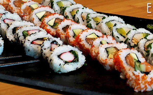 Luxusný sushi zážitok pre dvoch - 36 ks