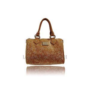 Dámská velbloudí kabelka s hvězdičkami Anna Smith