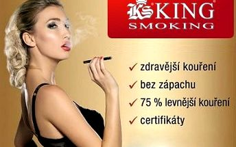 Elektronické cigarety Ego-King Smoking s doručením.