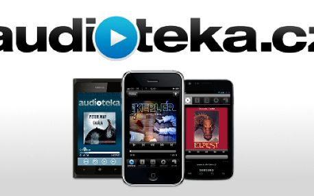 20% sleva na nákup veškerých audioknih na Audioteka.cz. Audioknihy stahujte do aplikací na chytrých mobilních telefonech nebo ve formátu MP3 do počítače.