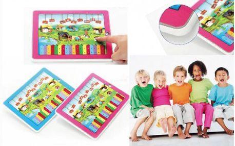 Úžasný dárek pro vaše děti! Dětský tablet jen za 199 Kč, který naučí vaše ratolesti anglická čísla, abecedu a slovíčka. Nejlevněji v ČR!!