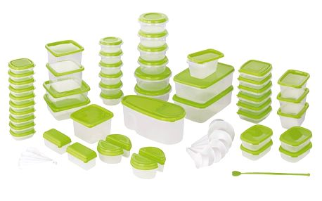 Dózy na potraviny, 112 kusů