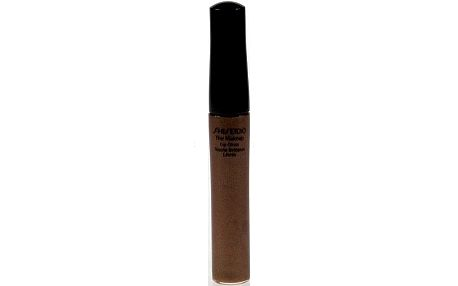 Shiseido THE MAKEUP Lip Gloss Lesk na rty 5ml - Odstín G25 Cinnamon Shimmer