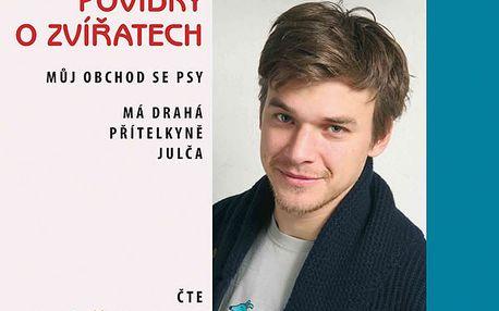 Hašek Jaroslav - Povídky o zvířatech CD, čte Vojtěch Dyk