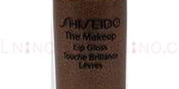 Shiseido THE MAKEUP Lip Gloss Lesk na rty 5ml - Odstín G25 Cinnamon Shimmer