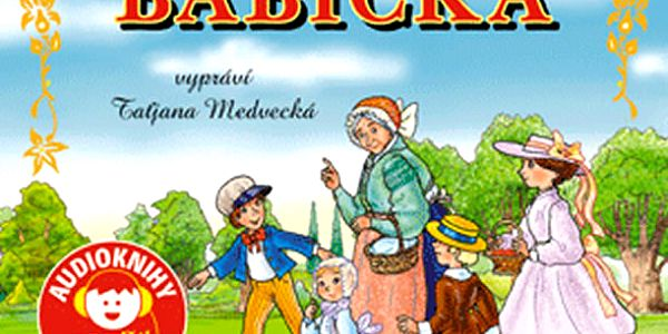 Babička – Audiokniha pro děti - mp3