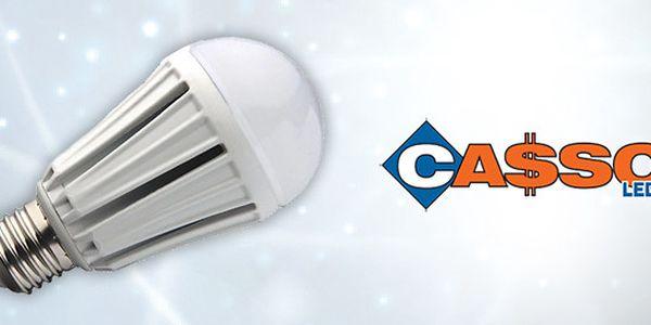 Úsporná LED žárovka - 12W E27