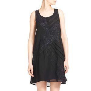 Dámské šaty Valour & Valkyrie AURORA černé