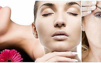 Omlazení a regenerace s okamžitým efektem. Komplexní revitalizační maska a modelační masáž obličeje.
