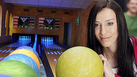 Dvě hodiny bowlingu za skvělou cenu