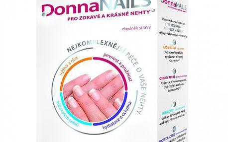 Simply you Donna NAILS 1měsíční kúra tob.30 pro zdraví vašich nehtů