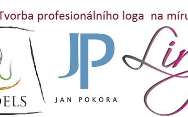 Tvorba profesionálního loga na míru Vaší firmě