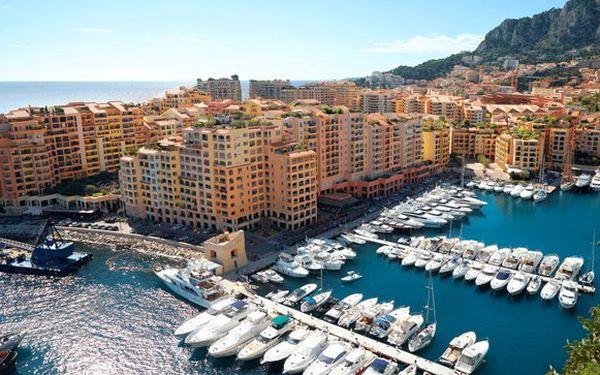 Monako zájezd za akční cenu s TOP Cestovatel
