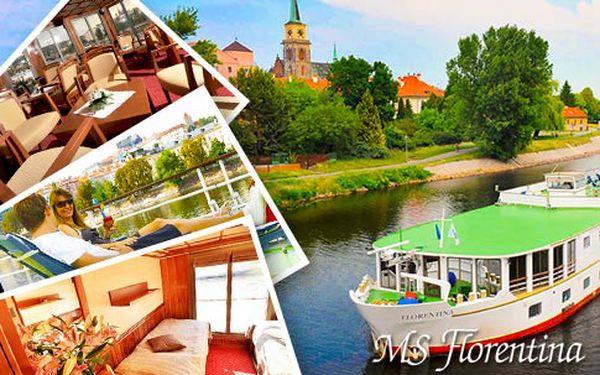Romantická Praha – hotel na Vltavě na 3 dny