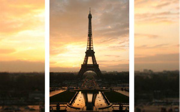 Do Paríža za 66 eur!