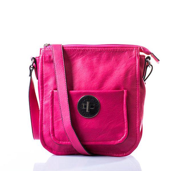 Růžová kabelka Willa