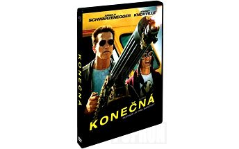 Konečná, DVD s Arnoldem Schwarzeneggerem