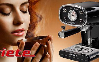 Designový retro kávovar Ariete