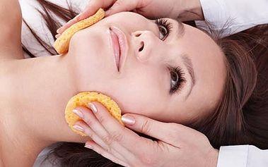 Kosmetické ošetření a výživa problematické pleti m...