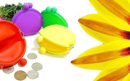 79 Kč za stylovou silikonovou peněženku Jelly-Belly. Nechte se ovládnout novým trendem silikonových módních doplňků! Peněženka vhodná na drobné a další drobnosti! Omyvatelný povrch