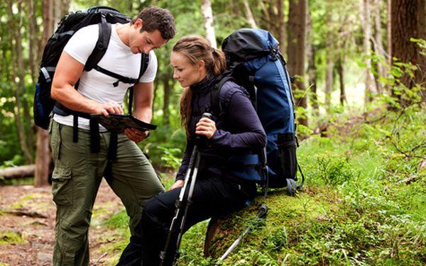Letní dovolená v Jizerských horách pro DVA na 4 nebo více dní