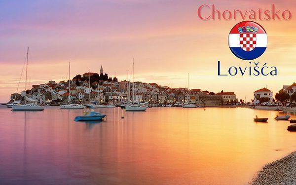 10ti denní zájezd do Chorvatska pro 3 osoby.