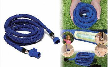 Nejlevněji v ČR! Vyjímečně lehká a flexibilní zahradní hadice za neuvěřitelných 495 Kč pro snadnou údržbu vaší zeleně! Sleva 50%.