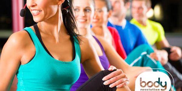 6 nebo 10 lekcí v Body Revolution