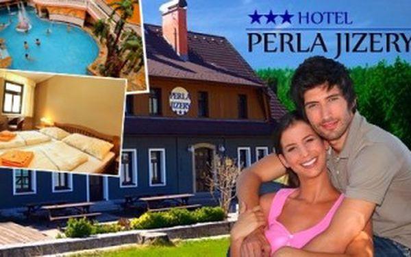 8denní PRÁZDNINOVÝ pobyt PLNÝ ZÁBAVY pro 2 v JIZERKÁCH. Polopenze, sauna, aqua park i ZOO!