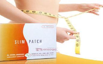 Nové, silné HUBNOUCÍ náplasti Slim Patch! Sada těchto náplastí pro podporu hubnutí vytvořených výhradně z přírodních látek, Obsahuje 10 kusů! Ověřená přírodní receptura!