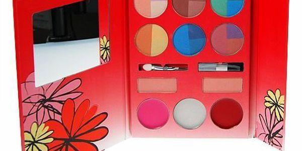 Makeup Trading Adore Look Book dárková sada - Kompletní sada dekorativní kosmetiky