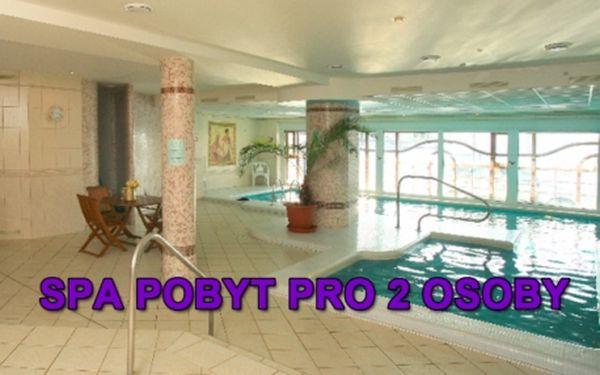 KRUŠNÉ HORY - 3 denní SPA POBYT pro 2 s POLOPENZÍ! Neomezený vstup do bazénu a vířivky, sauna, bowling a další v Hotelu Praha 3* Boží Dar!!! Možno využít nejrůznější relaxační a rehabilitační masáže a koupele!!!