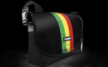 Brašna Tagger Crew Messenger, Rastafari