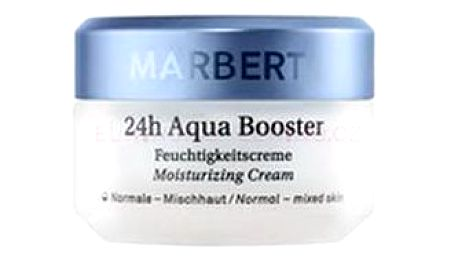 Marbert 24h Aqua Booster Cream Denní krém na normální a smíšenou pleť 50ml - Normální a smíšená pleť