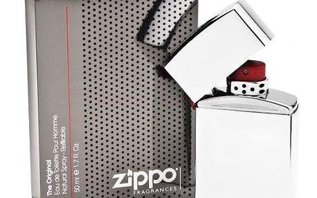 Zippo Fragrances The Original toaletní voda 50ml- Gold edition