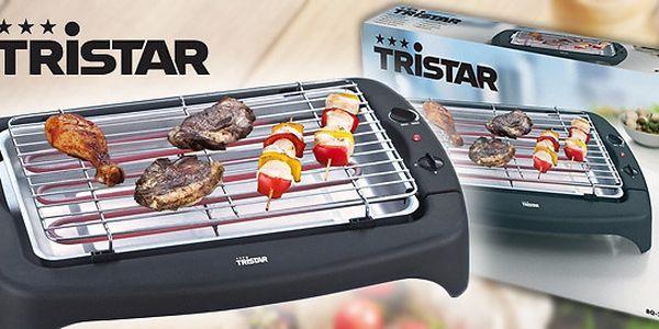 Kvalitní gril TRISTAR BQ-2814 Barbecue